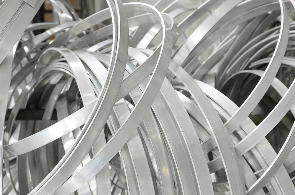 aluminium-biegen