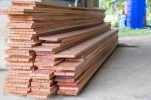 Meranti Holz – alles Wissenswerte