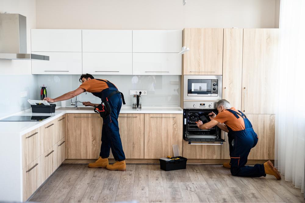 Küche abbauen - Mit dieser Anleitung gelingt es Ihnen
